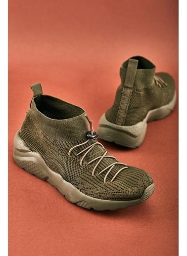 Bambi Sneakers Haki